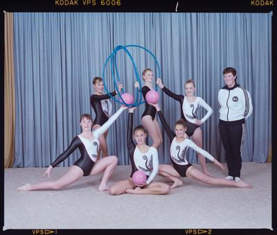 Negative: Canterbury Gymnastics Phoenix School NZ Reps