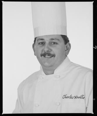 Negative: Charles Noville Park Royal Chef