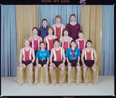 Negative: Avon Rowing Club 1988