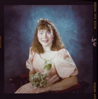 Negative: Marian College Debutante Ball 1984