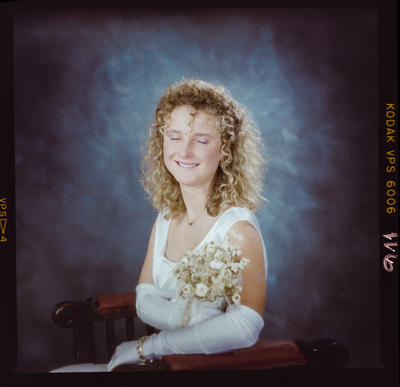 Negative: Marian College Debutante Ball 1984; 09 Jun 1984; 2019.10.7577