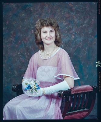 Negative: Marian College Debutante Ball 1984