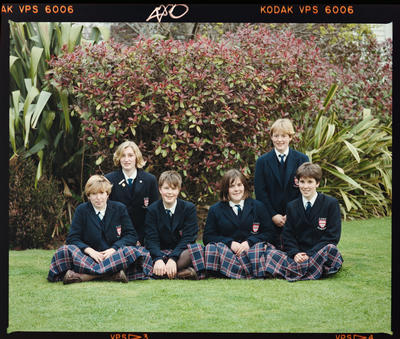 Negative: CGHS Acland House Group 1988