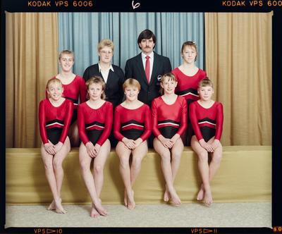 Negative: Canterbury Gymnastics Association Alpha Gym Club