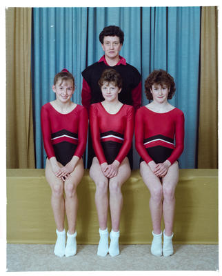 Negative: Canterbury Gymnastics Association Alpha Gym Club