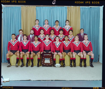 Negative: Canterbury Rugby League Junior Team