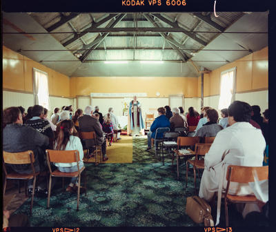 Negative: Chatham Institution Reverend Rewai Preece