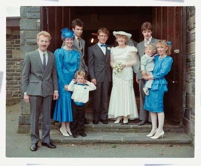 Negative: Stacey-Phillips Wedding