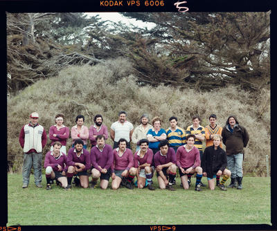 Negative: Chatham Islands Rugby Club