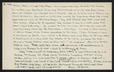 Macdonald Dictionary Record: Hugh Fraser