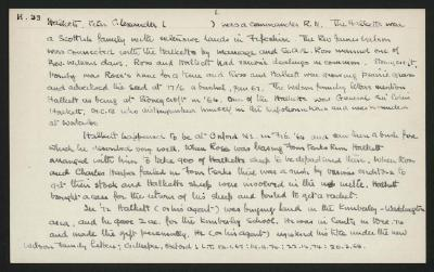 Macdonald Dictionary Record: Peter Alexander Halkett