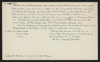 Macdonald Dictionary Record: John William Heath