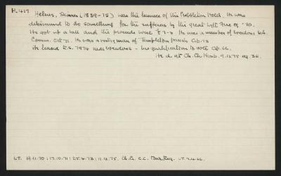 Macdonald Dictionary Record: Skinner Helms