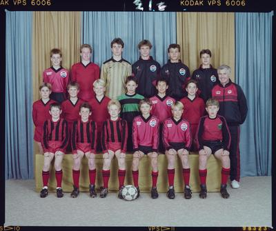 Negative: Shamrock Football Club