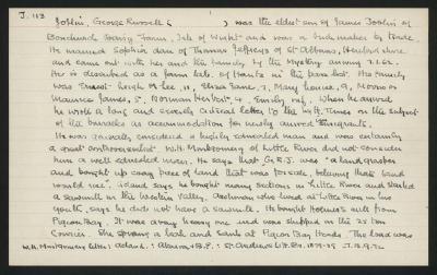 Macdonald Dictionary Record: George Russell Joblin