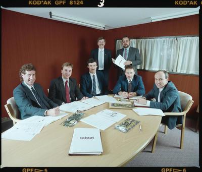 Negative: Seven Men Solstat Board