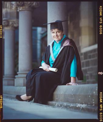 Negative: Mrs Sandra Hastie Graduate