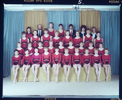 Negative: Canterbury Gymnastics Association Nationals Team