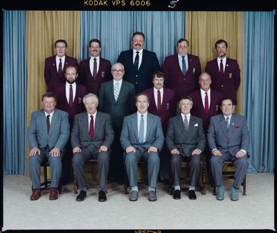Negative: Canterbury Rugby League Executives 1989