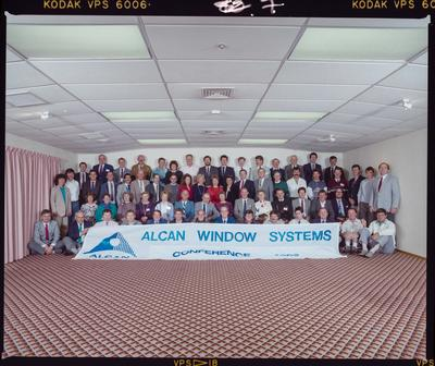 Negative: ALCAN Conference Group