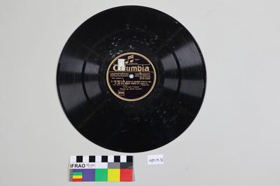 Record, gramophone