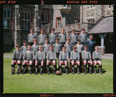 Negative: Christ's College U14 Rugby 1989