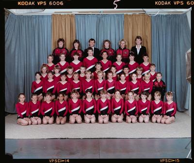 Negative: Canterbury Junior Gymnastics 1989