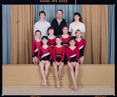Negative: Damax Gymnastics Club 1989