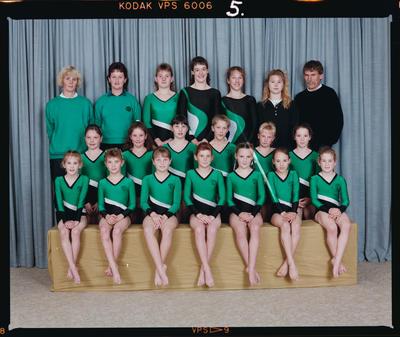 Negative: Aim Gymnastics Club 1989