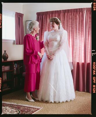 Negative: Payet-Tappenden Wedding