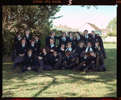 Negative: CGHS Acland House 1989
