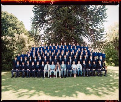 Negative: CBHS Adams House 1989