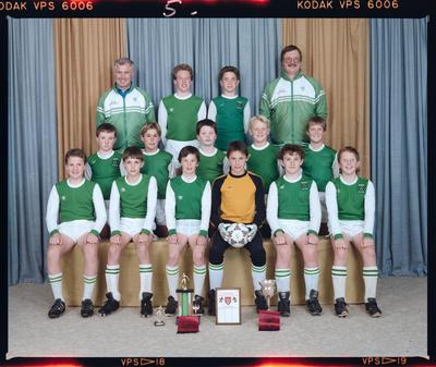 Negative: Shamrock Soccer U13 1989