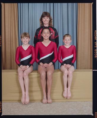 Negative: Total Gym Club Team 1989