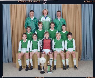 Negative: Shamrock Soccer U14 1989