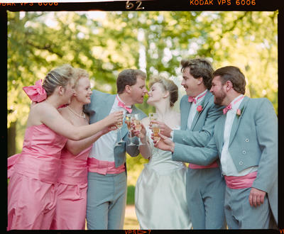Negative: Kotlowski-Blackler Wedding