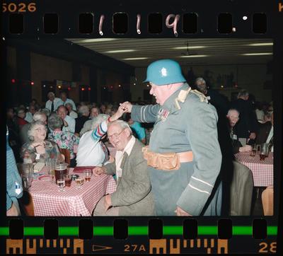 Negative: 27th Machine Gun Battalion Reunion 1989