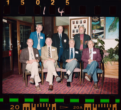 Negative: 21st Machine Gun Battalion Reunion 1989