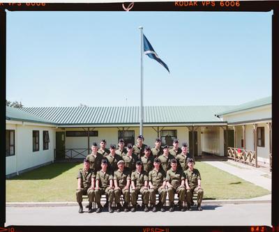 Negative: Burnham 1st Scots Squadron