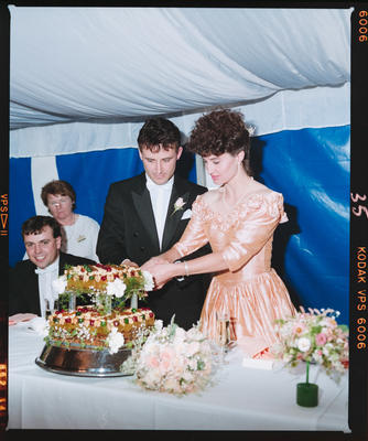 Negative: Johnson-Jones Wedding