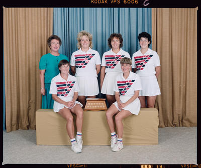 Negative: Canterbury Lawn Tennis Women's 1989 Team