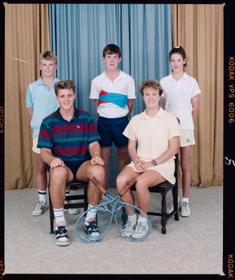 Negative: Canterbury Lawn Tennis Junior 1989 Team