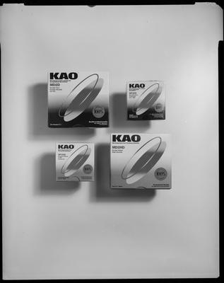 Negative: Kao Mini Micro And Floppy Disks
