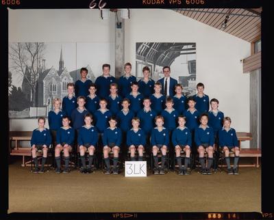 Negative: CBHS Class 3LK 1989