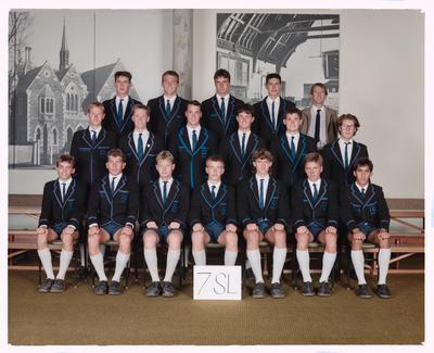 Negative: CBHS Class 7SL 1989