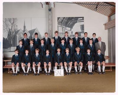 Negative: CBHS Class 5NL 1989