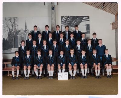 Negative: CBHS Class 5TM 1989