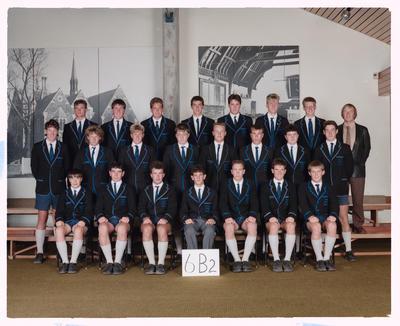 Negative: CBHS Class 6B2 1989