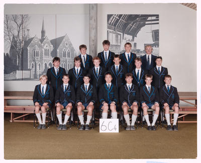 Negative: CBHS Class 6C4 1989