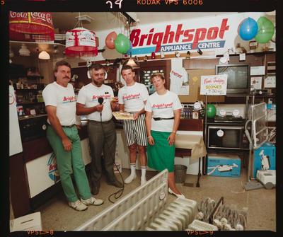 Negative: Men And Woman Brightspot Appliance Centre